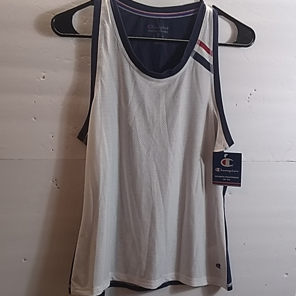 CHAMPION Tops - NWT..CHAMPION AUTHENTIC MESH TANK TOP